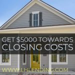 5000 off closing costs level homes