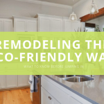 remodeling the eco-friendly way