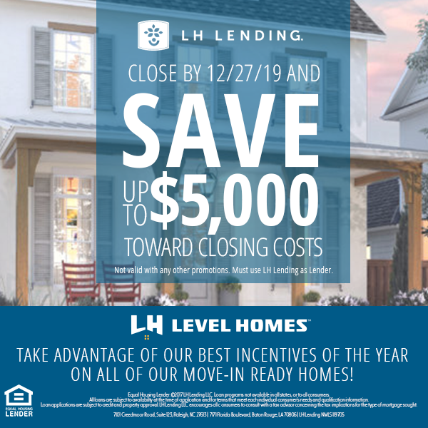 save 5000 closing costs lh lending